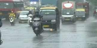 heavy rain in mumbai