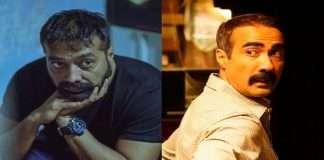 bollywood actpr ranvir shorey and director anurag kashyap twitter war nepotism sushant case