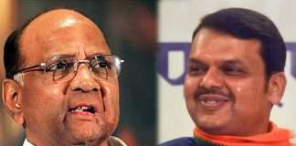 ncp leader sharad pawar criticize devendra fadnavis