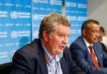 WHO's Mike Ryan says eradication of new coronavirus is unlikely