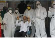 85 year old man racover from corona in borivali