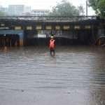 ANDHERI subway water logging