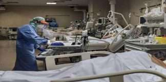 92,605 Covid-19 cases and 1,133 deaths, India's tally over 5.4 million