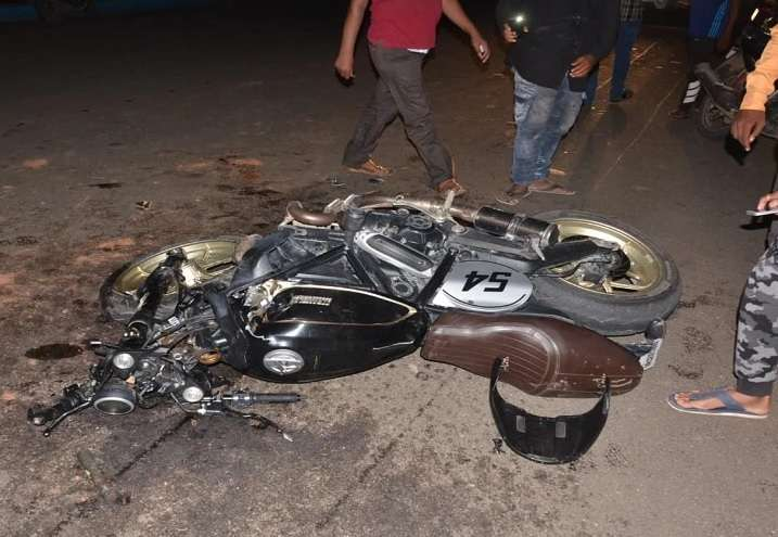 Former BJP MLA Mohan Phad's son dies in accident