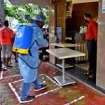 Hotel Sanitization 4