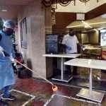 Hotel Sanitization 5
