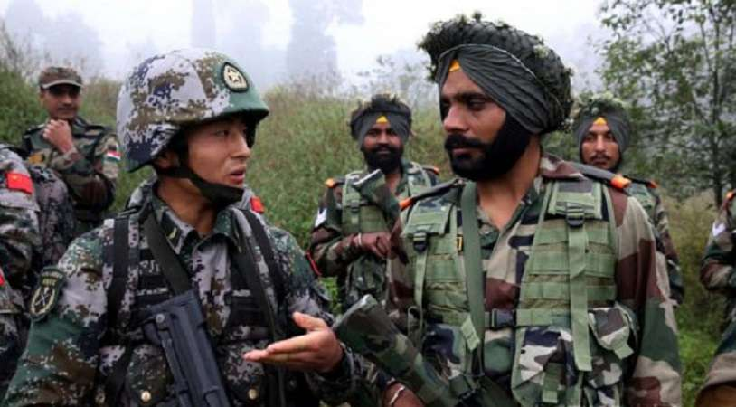 india china face off: lAC chinese amry deployment increase