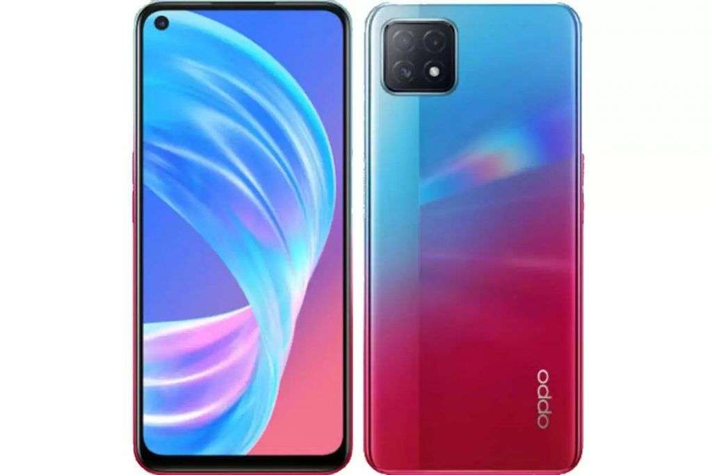 launch oppo a72 5g with powerful processor and triple rear camera launched know price and specifications