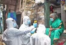 6,61,715 COVID19 tests conducted in India in the last 24 hours