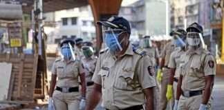9 thousand cross corona positive police in the mahanarashtra