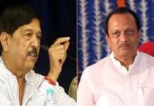 girish bapat criticized ajit pawar's lockdown decision