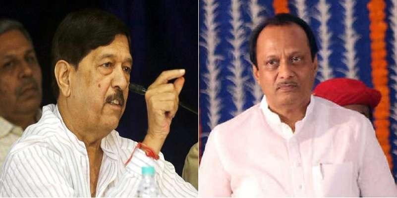 girish bapat criticized ajit pawar's lockdown decision