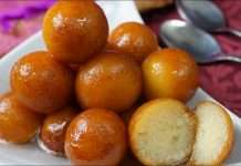gulab jamun recipe at home