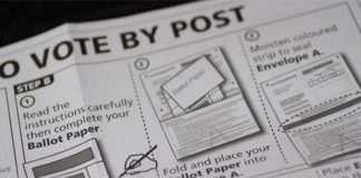 postal ballot