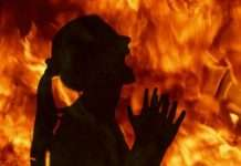 A Man Allegedly Sexually Harassed And Burned A Girl In A Village Of Boondi District Of Rajasthan