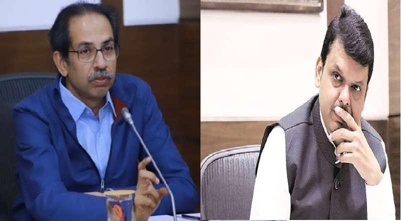 uddhav thackeray and devendra fadanvis