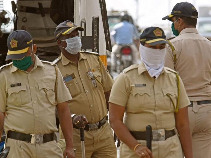 4 deaths and 30 police corona positive found in 24 hours in maharashtra