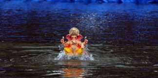 Ganpati Immersion