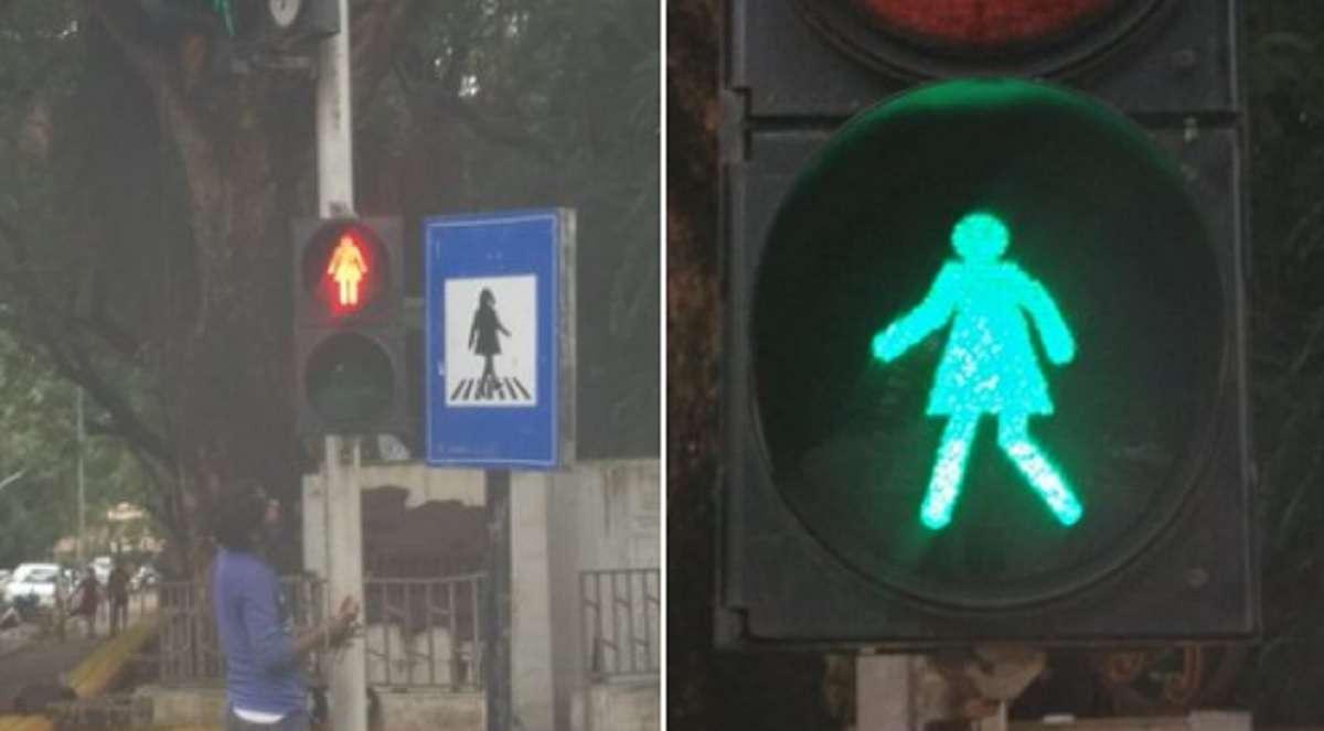 Dadar Signal gender equilty