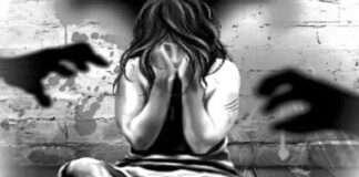 rape on a minor girl