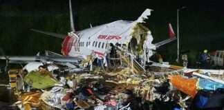Kozhikode air india express plane crash
