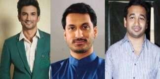 Parth Pawar tweet Nitesh Rane Sushant Singh CBI Probe