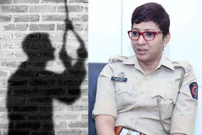 mumbai cyber cell rescue man who going to suicide