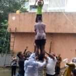 celebration of krishna janmashtami