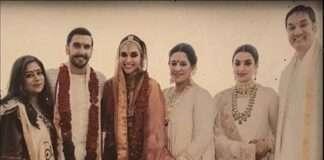 deepika- ranvir family