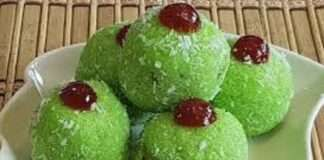 Make ladoo for Bappa without using gas