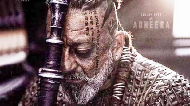 sanjay dutt look inspired from hollywood show vikings and this is how social media users are reacting