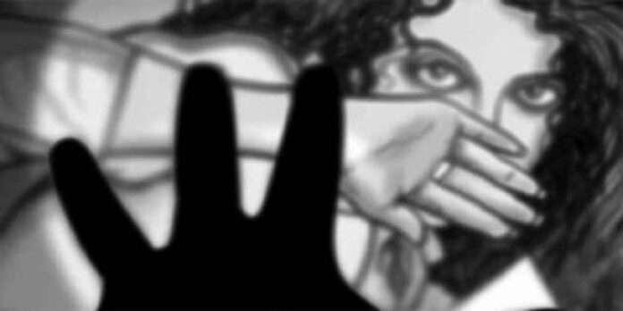 Gang rape of a nun in an ashram
