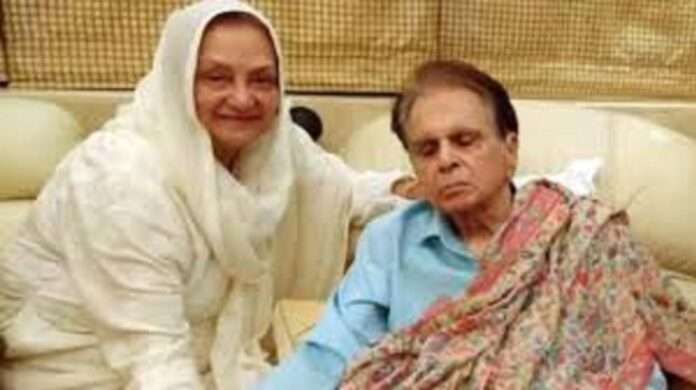 Actor Dilip Kumar admitted to hospital, wife Saira Bano said ...