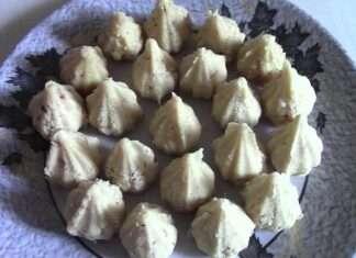 how to make cashew modak