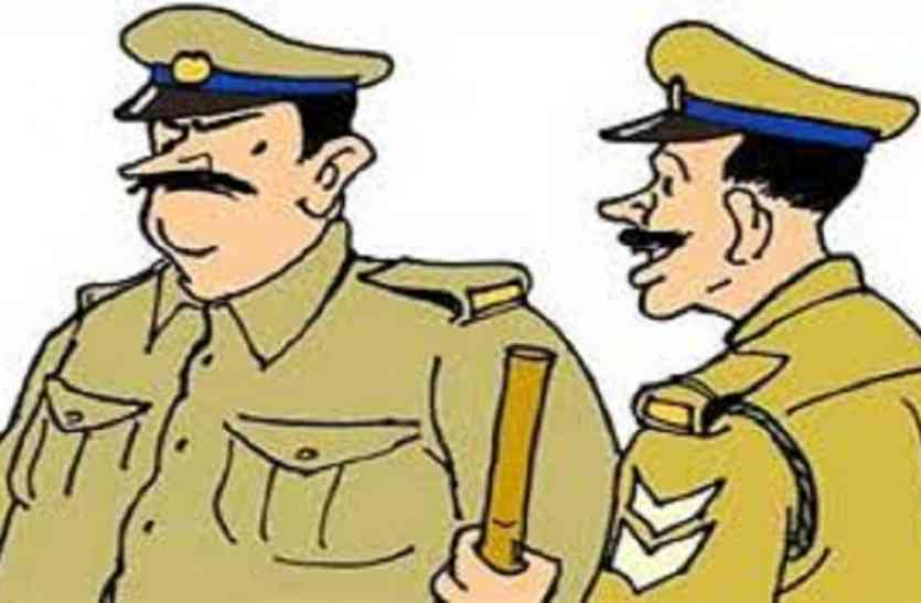 shopkeeper was robbed by pretending to be a policeman in Ulhasnagar