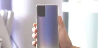 vivo is working on back panel color changing smartphone may launch soon in market