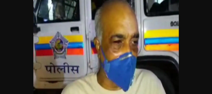 do not feel safe kind of ex navy officer madan sharma beaten up by shiv sainik