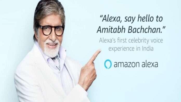 amitabh bachchan alexa voice experience next year