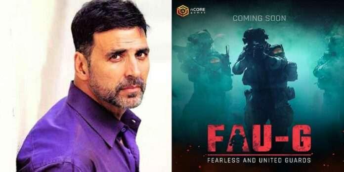 After pubg banned akshay kumar announces aatmanirbhar multiplayer game FAU-G