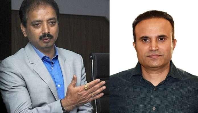 Anil Diggikar and Pravin Darade