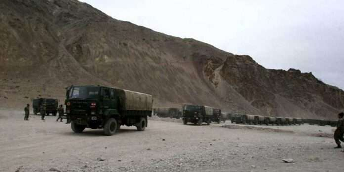 Chinese troops entered Ladakh only after Jinping's order