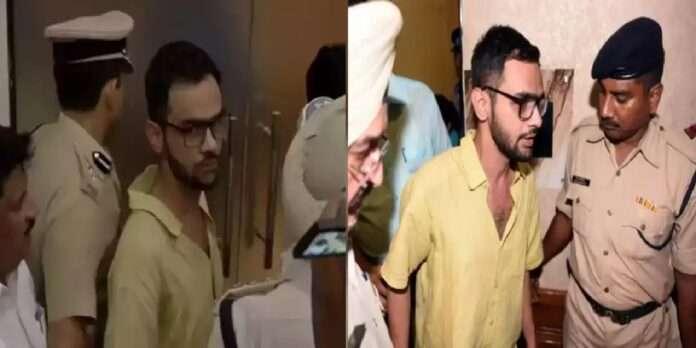 Delhi riots case Former JNU student leader Umar Khalid arrested under UAPA Act