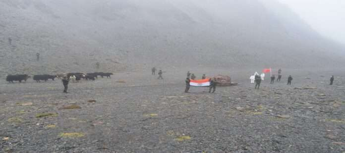 indian army hands over 13 yaks 4 calves to china in humane gesture amid border dispute