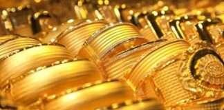 todays gold rate in mumbai