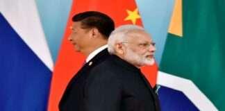 India -China