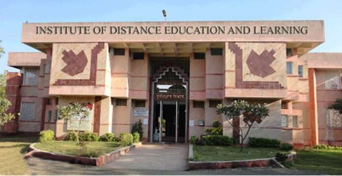 Institue of distance learning IDOL