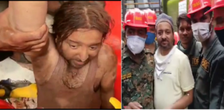 Khalid Khan Survived in Bhiwandi Building Collapsed