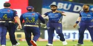 MI vs KKR mumbai indians won by 49 runs