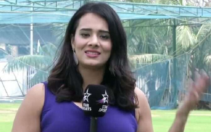 An important news has come out about anchor Mayanti Langar during the start of IPL.