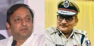 Sachin Sawant slams Gupteshwar Pande Bihar DGP